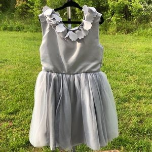 Trish scully 6 Silver Aeralina dress